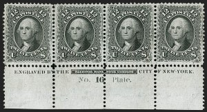 Sale Number 1200, Lot Number 89, 1867-68 Grilled Issue (Scott 79-101),