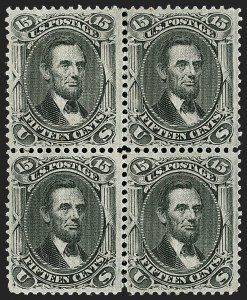 Sale Number 1200, Lot Number 91, 1867-68 Grilled Issue (Scott 79-101),