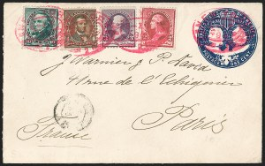 Sale Number 1201, Lot Number 2147, Foreign Mail: Europe10c Green (226), 10c Green (226)