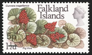 "Sale Number 1204, Lot Number 729, Cayman Islands thru Falkland IslandsFALKLAND ISLANDS, 1971, 1 on 1-1/2p Flowers, ""5p"" Instead of ""1p"" Error (198a; SG 264a), FALKLAND ISLANDS, 1971, 1 on 1-1/2p Flowers, ""5p"" Instead of ""1p"" Error (198a; SG 264a)"
