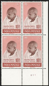 Sale Number 1204, Lot Number 796, India - 1948 Gandhi IssueINDIA, 1948, 1-1/2a-10r Gandhi (SG 305-308; Scott 203-206), INDIA, 1948, 1-1/2a-10r Gandhi (SG 305-308; Scott 203-206)