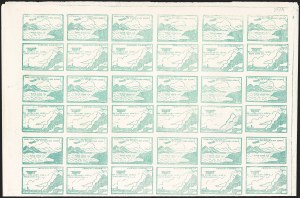 Sale Number 1204, Lot Number 972, Colombia Air Post - Other 1920 CCNA IssuesCOLOMBIA, 1920, 10c Green, Air Post (C11A-C11B; Sanabria 12-13), COLOMBIA, 1920, 10c Green, Air Post (C11A-C11B; Sanabria 12-13)