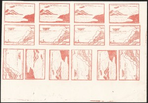 Sale Number 1204, Lot Number 976, Colombia Air Post - Other 1920 CCNA IssuesCOLOMBIA, 1920, 10c Red Brown, Air Post (C11C-C11D; Sanabria 16-16A), COLOMBIA, 1920, 10c Red Brown, Air Post (C11C-C11D; Sanabria 16-16A)