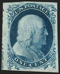Sale Number 1205, Lot Number 2015, 1851-57 Issues1c Blue, Type Ia (6), 1c Blue, Type Ia (6)