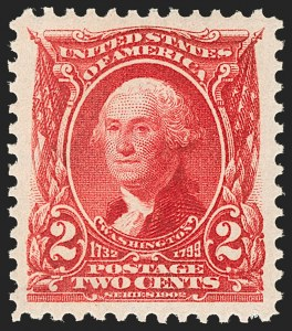 Sale Number 1205, Lot Number 2073, 1902-08 Issue2c Carmine (301), 2c Carmine (301)