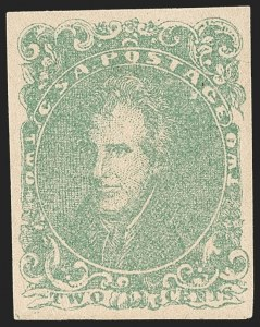 Sale Number 1206, Lot Number 1002, Confederate States: General Issues off Cover2c Green, 5c Blue, 2c Brown Red (3, 4, 8), 2c Green, 5c Blue, 2c Brown Red (3, 4, 8)