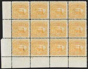 Sale Number 1206, Lot Number 25, Essays and Proofs3c Orange, Small Numeral, Plate Essay on Stamp Paper, Perforated 12, Grilled (114-E6d), 3c Orange, Small Numeral, Plate Essay on Stamp Paper, Perforated 12, Grilled (114-E6d)