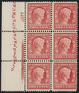 Sale Number 1206, Lot Number 409, 1909 Commemorative Issues (Scott 367-373)2c Lincoln, Bluish (369), 2c Lincoln, Bluish (369)