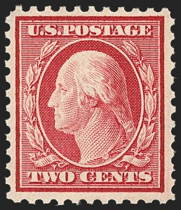 Sale Number 1206, Lot Number 548, 1917-19 Issues (Scott 481-524)2c Carmine (519), 2c Carmine (519)