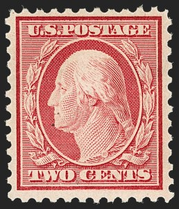 Sale Number 1206, Lot Number 549, 1917-19 Issues (Scott 481-524)2c Carmine (519), 2c Carmine (519)