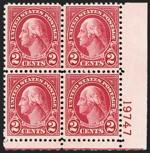 Sale Number 1206, Lot Number 621, 1925 and Later Issues (Scott 628-849)2c Carmine, Ty. II (634A), 2c Carmine, Ty. II (634A)