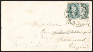 "Sale Number 1208, Lot Number 143, General Issues10c Blue, ""TEN"" (9), 10c Blue, ""TEN"" (9)"