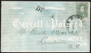 Sale Number 1208, Lot Number 221, Overall Advertising Covers5c Green, Stone 1-2 (1), 5c Green, Stone 1-2 (1)