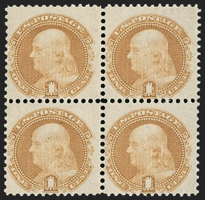 Sale Number 1209, Lot Number 1131, 1869 Pictorial Issue (Scott 112-122)1c Buff (112). Mint N.H, 1c Buff (112). Mint N.H