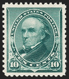 Sale Number 1209, Lot Number 1179, 1890-93 Issue (Scott 219-229)10c Green (226), 10c Green (226)