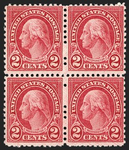 Sale Number 1209, Lot Number 1306, 1922-29 and Later Issues2c Carmine, Ty. II (634A), 2c Carmine, Ty. II (634A)