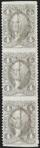 Sale Number 1209, Lot Number 1547, Revenues: First Issue Part Perforated4c Proprietary, Part Perforated (R22b), 4c Proprietary, Part Perforated (R22b)
