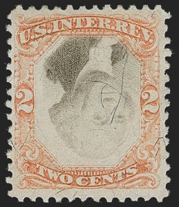 Sale Number 1209, Lot Number 1595, Revenues: Third Issue thru Documentary,