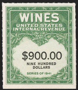 Sale Number 1209, Lot Number 1631, Revenues: Wines and Playing Cards$900.00 Yellow Green & Black, Wine (RE168), $900.00 Yellow Green & Black, Wine (RE168)