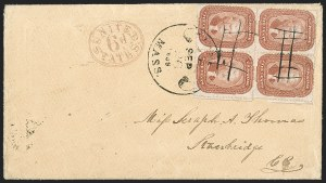 Sale Number 1211, Lot Number 313, 1857-60 1¢ to 90¢ Perforated Issues,