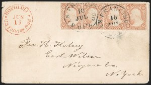 Sale Number 1211, Lot Number 349, Hawaiian Mails,