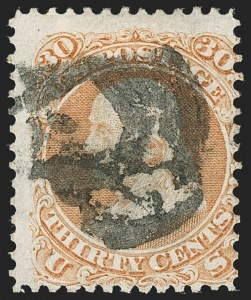 Sale Number 1211, Lot Number 479, Fancy Cancellations (other than Waterburys),