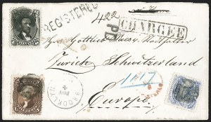 Sale Number 1211, Lot Number 512, 1861-1866 Issue,