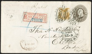 Sale Number 1211, Lot Number 535, 1875 Re-Issue of 1869 Pictorial Issue,