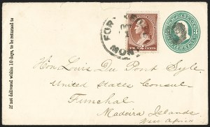 Sale Number 1211, Lot Number 542, 1870-1888 Bank Note Company Issues,