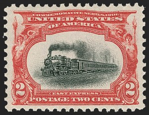 Sale Number 1212, Lot Number 49, 1894-98 Issues, Pan-American Issue2c Pan-American (295), 2c Pan-American (295)