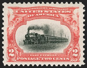 Sale Number 1212, Lot Number 50, 1894-98 Issues, Pan-American Issue2c Pan-American (295), 2c Pan-American (295)