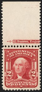Sale Number 1212, Lot Number 69, 1902-08 Issues2c Lake, Ty. II (319F; formerly 319f), 2c Lake, Ty. II (319F; formerly 319f)