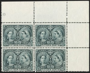 Sale Number 1214, Lot Number 1268, Canada thru 1898 Jubilee IssueCANADA, 1897, 15c Jubilee (58), CANADA, 1897, 15c Jubilee (58)