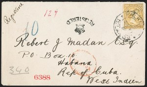 Sale Number 1214, Lot Number 1300, Crete thru Falkland IslandsFALKLAND ISLANDS, 1896, 6p Yellow (16; SG 34), FALKLAND ISLANDS, 1896, 6p Yellow (16; SG 34)
