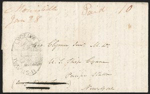 Sale Number 1215, Lot Number 2174, Ship Letters and Waterway MailU.S. Naval Lyceum, U.S. Naval Lyceum
