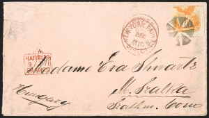 Sale Number 1215, Lot Number 2335, 1869 Pictorial Issue10c Yellow (116), 10c Yellow (116)