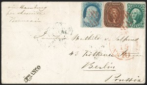 Sale Number 1216, Lot Number 142, 3c-90c 1857 Perforated Issue5c Brown, Ty. II (30A), 5c Brown, Ty. II (30A)
