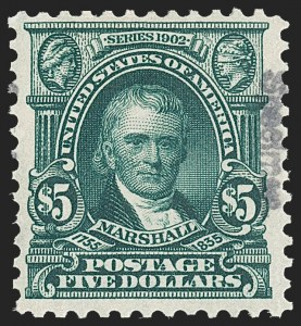 "Sale Number 1217, Lot Number 1052, 1902-08 Issues (Scott 300-320)1c-$5.00 1902-03 Issue, ""Specimen"" Ovpt. Ty. E (300S-E-313S-E), 1c-$5.00 1902-03 Issue, ""Specimen"" Ovpt. Ty. E (300S-E-313S-E)"