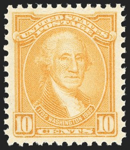 Sale Number 1217, Lot Number 1211, Later Issues (9Scott 689-5306b)10c Washington Bicentennial (715), 10c Washington Bicentennial (715)