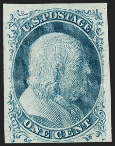 Sale Number 1217, Lot Number 717, 1c 1851-56 Issue (Scott 6-9)1c 1851 Issue Balance, 1c 1851 Issue Balance