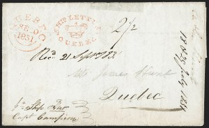 Sale Number 1218, Lot Number 2054, Great Britain to Canada,