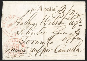 Sale Number 1218, Lot Number 2057, Great Britain to Canada,