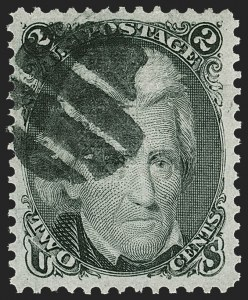 Sale Number 1219, Lot Number 247, 1867-68 Grilled Issue (Scott 79-101)2c Black, F. Grill (93), 2c Black, F. Grill (93)