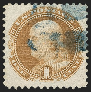Sale Number 1219, Lot Number 272, 1c-3c 1869 Pictorial Issue (Scott 112-114)1c Buff (112), 1c Buff (112)