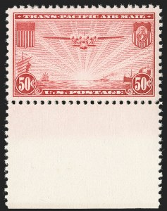 Sale Number 1219, Lot Number 547, Air Post50c Trans-Pacific, Air Post (C22), 50c Trans-Pacific, Air Post (C22)