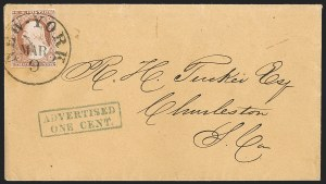 Sale Number 1219, Lot Number 72, 3c 1851 Issue (Scott 10-11A)3c Dull Red, Ty. II (11A), 3c Dull Red, Ty. II (11A)