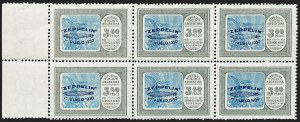 Sale Number 1220, Lot Number 226, Aegean Islands thru BrazilARGENTINA, 1930, 3.60p Zeppelin (C24), ARGENTINA, 1930, 3.60p Zeppelin (C24)