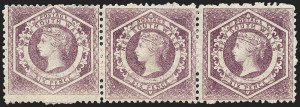 Sale Number 1220, Lot Number 26, Antigua thru New South Wales (Australian States)NEW SOUTH WALES, 1860-63, 6p Violet, Perf 12 (40e; SG 148), NEW SOUTH WALES, 1860-63, 6p Violet, Perf 12 (40e; SG 148)