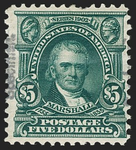 Sale Number 1221, Lot Number 1072, Specimens1c-$5.00 1902 Issue, Specimen Overprint Ty. E (300-313S-E, 319S-E), 1c-$5.00 1902 Issue, Specimen Overprint Ty. E (300-313S-E, 319S-E)