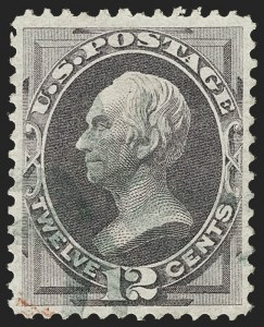 Sale Number 1221, Lot Number 1311, 1870-73 National & Continental Issues (Scott 145-166)12c Dull Violet (151), 12c Dull Violet (151)